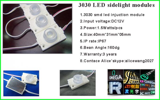 1.5W LED Module light