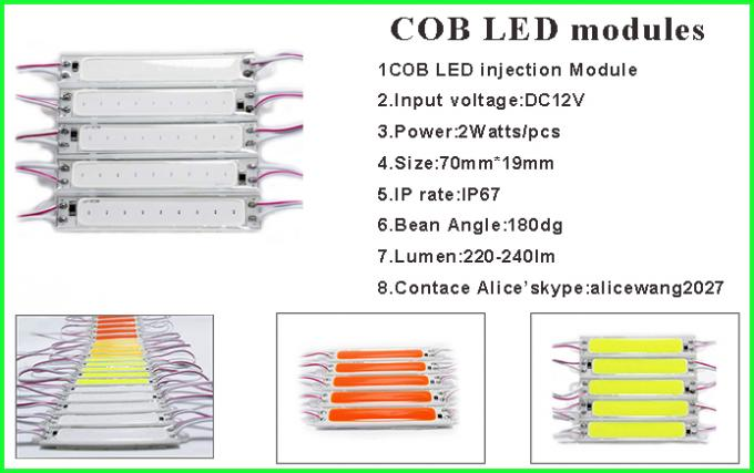COB LED Module light