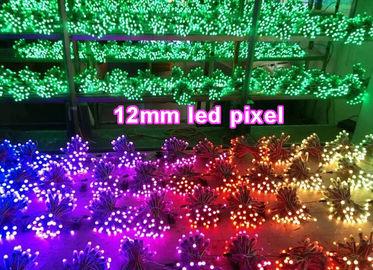 12mm LED Pixelbeleuchtungen