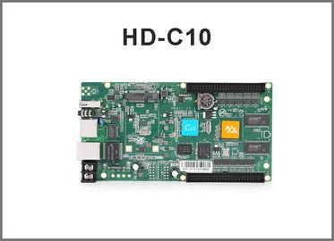 Asynchroner Kaskadencontroller/usb farbenreicher Prüfer des Hafens der HD-C10 rgb Steuerkarte