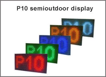 geführtes Anzeigefeld P10 Anzeige 320*160 32*16 5V P10 führte Modul rotes grün-blaues gelbes Weiß hellen Werbung Signage