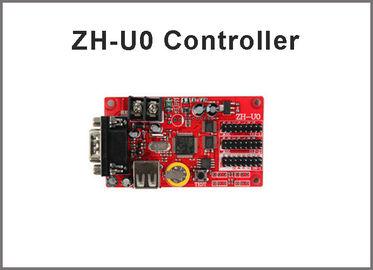Prüfer 5V ZH-U0 führte geführte programmierbare Steuerkarten der Schaufensterpuppe der Karte RS232+USB Hafen
