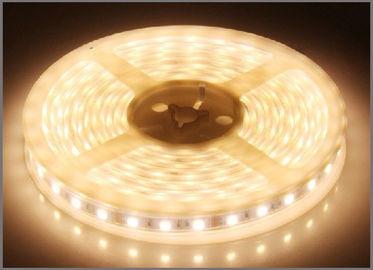 LED-Streifens wasserdichtes dekoratives Licht IP65 flexibler weißer LED Streifen DC12V LED des Lichtes 3528SMD Kette