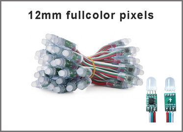 12mm 1903 führte Pixel streep Licht farbenreiche helle colorchanging Werbeschilder RGB LED